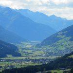 Blick in den Oberpinzgau